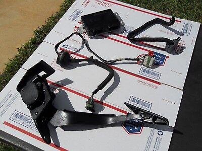 2003-06 Silverado Tahoe Yukon LSX Gas Pedal Set-Up Drive By Wire TAC Module LS1