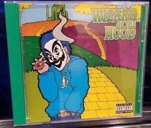 Violent J of Insane Clown Posse - Wizard of the Hood CD twiztid shaggy 2 dope