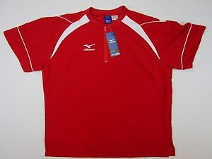 Mizuno Mens small 3/4 Zip Windlite Windproof baseball Pullover NWT ...