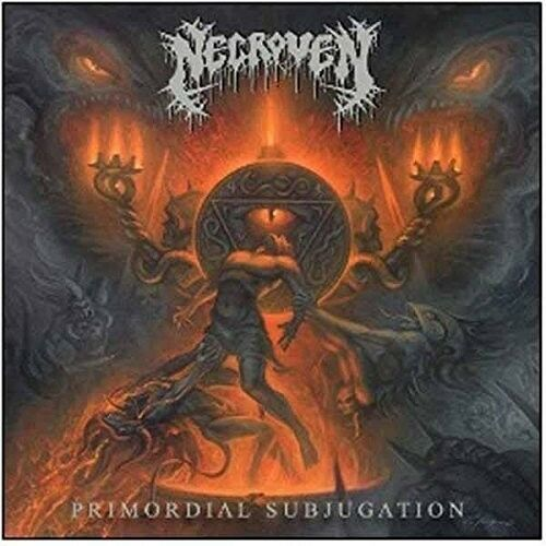 NECROVEN - PRIMORDIAL SUBJUGATION   CD NEU