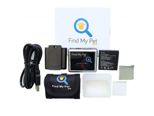 Find-My-Pet-GPS-PREMIUM-Worldwide-GPS-Pet-Tracker-Tracking-Device-for-Dogs-NEW