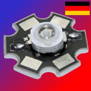 3W-HighPower-LED-Chip-auf-Star-Platine-700mA-Farben-R-G-B-KW-WW-EEK-A