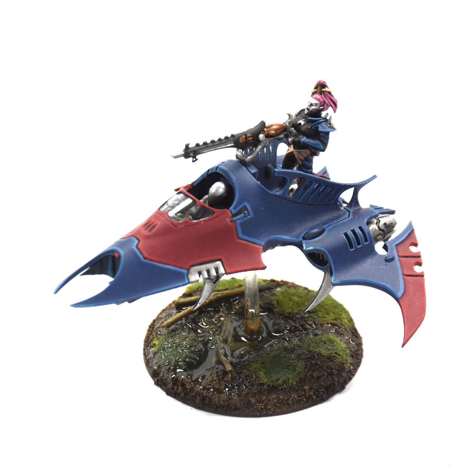 DARR ELDAR Venom PRO PAINTED Warhammer 40K Drukhari