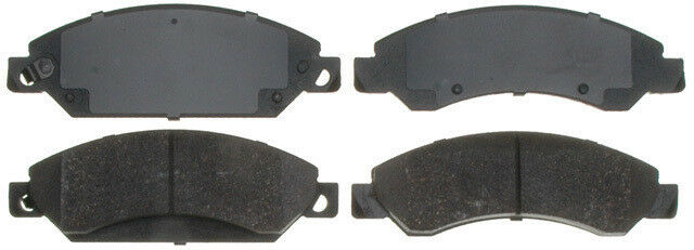 Disc Brake Pad Set-Service Grade; Ceramic Front Raybestos SGD1455C