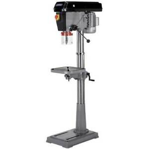 Draper-42642-12-Speed-Floor-Standing-Pillar-Drill