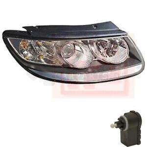 Halogen-Scheinwerfer-rechts-fuer-Hyundai-Santa-Fe-CM-inkl-Motor-H7-H7