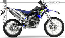 YAMAHA WR250R WR250X ALL YEARS MAXCROSS GRAPHICS KIT DECALS STICKERS FULL KIT-11