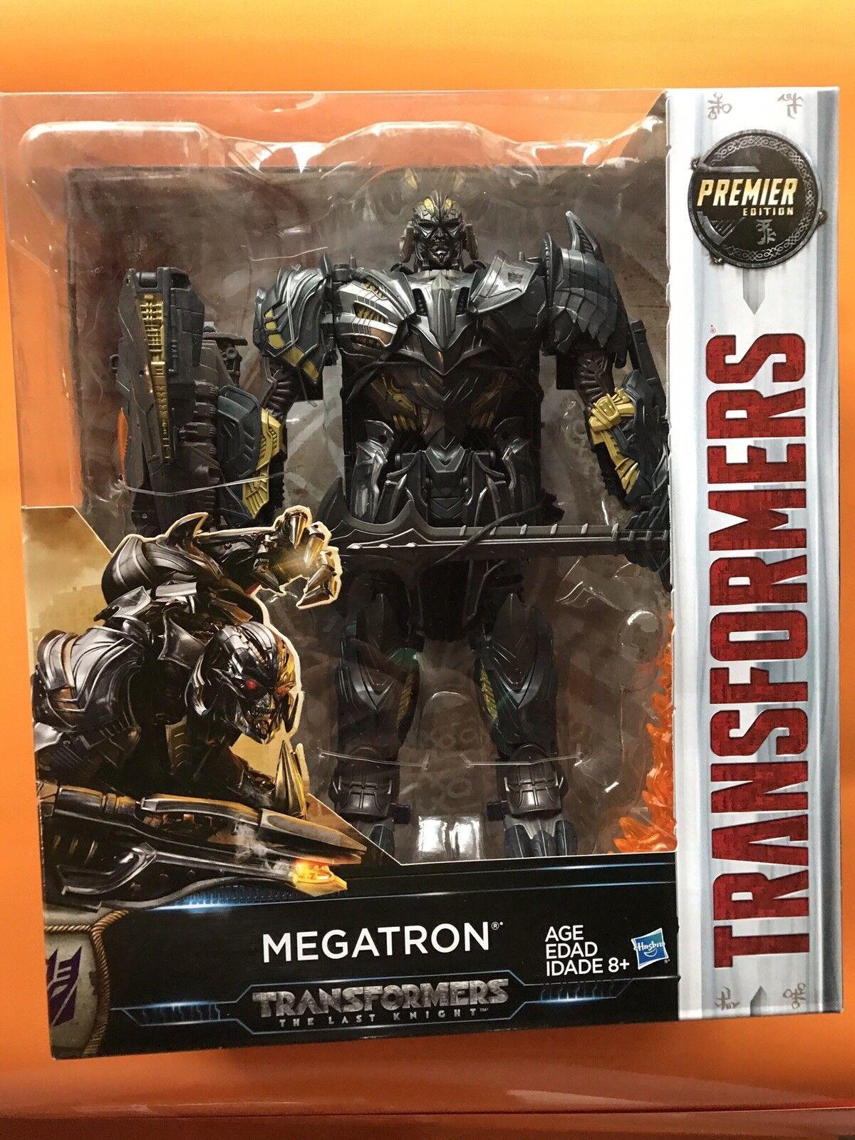 Transformers The Last Knight Leader Megatron