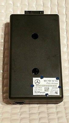 2009 Mercedes-Benz S550 4Matic IPOD Interface Control Module Unit Part B67824245