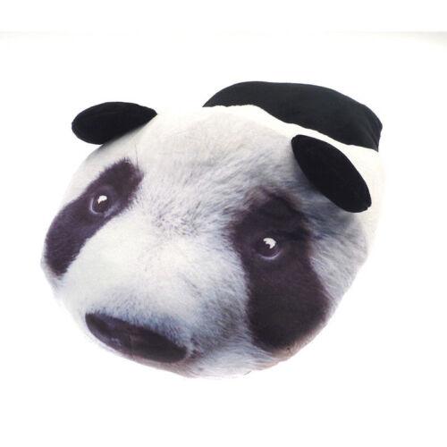 SUPER comoda accogliente tweed Novità 3D Gigante Panda Tv Pantofole