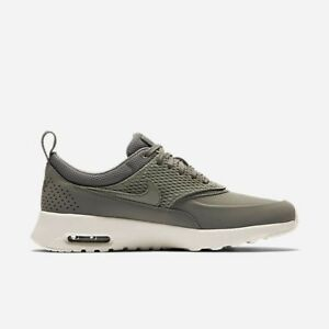 Details about Nike Wmns Air Max Thea Premium Leather 904500 003 Size 8 UK