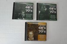 "CD Konvolut ""All Time Legends"" Chuck Berry, Bill Haley, The Platters 3 CD´s (58)"