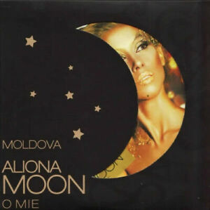 2021 Eurovision - Moldova 2013. O mie - Aliona Moon. ( Promo CD Single.)