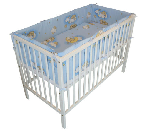 Bettnestchen Nestchen 360//420x30 Bettumrandung Babyzimmer Bettausstattung Baby