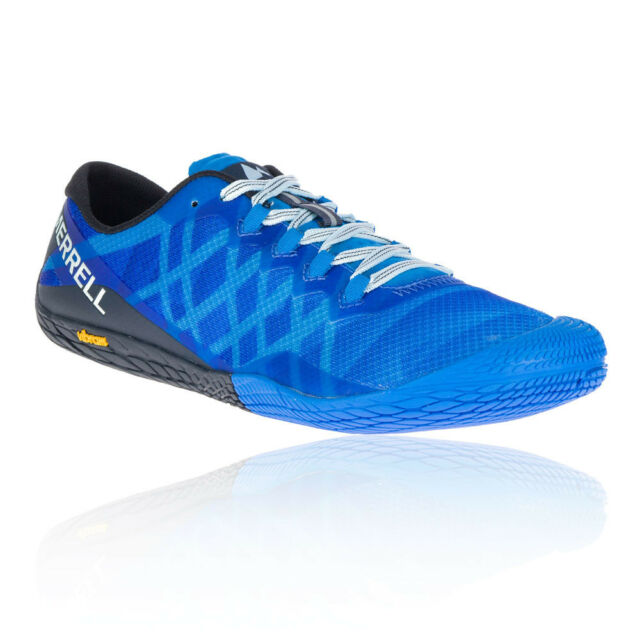 women discover latest trends retail prices Merrell Vapor Glove 3 J12611 Barefoot Running Athletic Trainers Shoes Mens  12