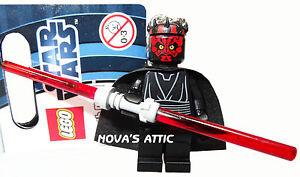 STAR WARS LEGO DARTH MAUL PORTE-CLÉS NOUVEAU