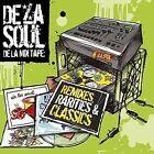 De La Mix Tape: Remixes, Rarities and Classics [PA] by De La Soul (CD, Jun-2004, Rhino (Label))