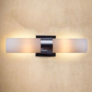 Image Is Loading Modern Bathroom Vanity 2 Light Led Fixture Polished