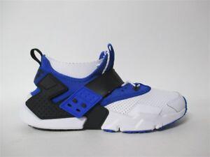 8c3e8e20e3c6 Nike Air Huarache Drift Premium White Racer Blue Black Sz 10 AH7335 ...