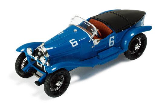 Lorraine-Dietrich B3-6 M.Mongin-G.Courcelles 2nd Le Mans 1926 LMC1926