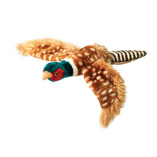 HOUSE OF PAWS PLUSH PHEASANT Dog Toy Small