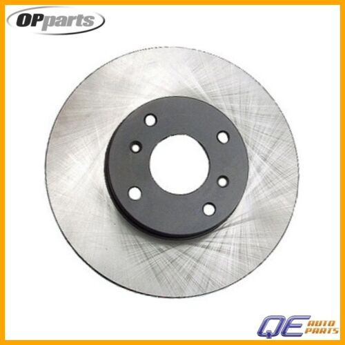 Acura CL 1998 1999 V6 3.0L Front Disc Brake Rotor OPparts 40501018