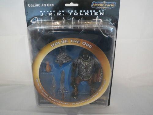 Uglúk der Orc Actionfigur Herr der Ringe Buchbasiert