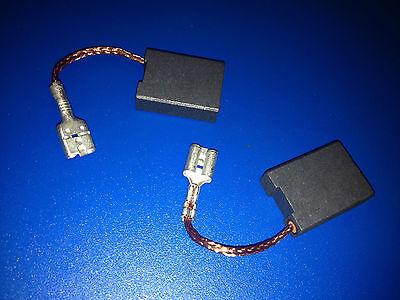2 brushes Carbon Brushes AEG 4931326940 MILWAUKEE ASF 12QE 30-19-034-A2