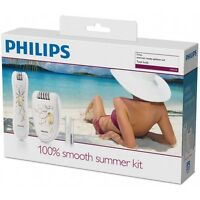 Philips Hp6540 Satinelle Ladies Epilator Plus Precision Epilator Kit £90 Rrp