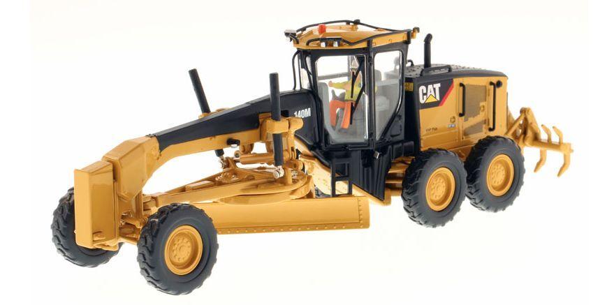 Diecast Masters 85236 échelle 1 50  CAT 140 M MOTOR GRADER (En parfait état, dans sa boîte)  livraison rapide et livraison gratuite sur toutes les commandes