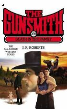 The Gunsmith #399: Death in the Family (Gunsmith, The)-ExLibrary