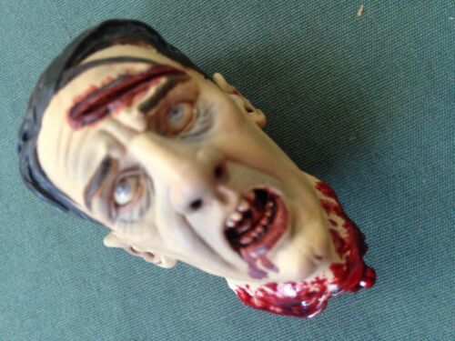 "Shrunken Head Studios Bits /& Pieces 1//6 Scale Severed Head for 12/"" Action Figure"
