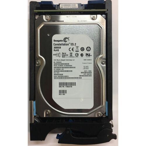 8x00 series EMC 3TB 118032759-A03 7x00 7200RPM,SAS for VNX 5x00