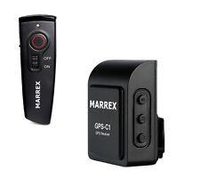 MARREX GPS Receiver mit Kompass, Log Funktion und IR-Auslöser für Canon Kamera
