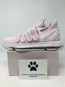 quality design 5aace 536de Details about Nike Zoom KD 10 AP 'Aunt Pearl' AQ4110-600 Size 11