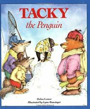 Tacky the Penguin: Tacky the Penguin by Helen Lester (1990, Paperback)