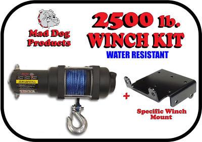 Polaris Ranger 400 11-13 500 11-12 570 14-15 800 2013 Winch Mount