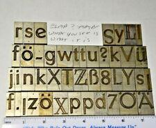 German Block Font Letters Templates For Elma Grav Not Hermes