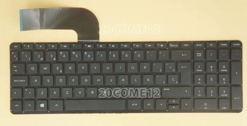 For HP 15-p101ns 15-p102ns 15-p105ns 15-p106ns 15-p107n Keyboard Spanish Teclado