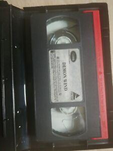 Demon Wind - (VHS, 1990) - Screener - RARE HORROR Movie ...