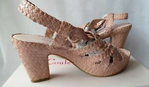 Sandales Détails Nude 175 Cuir Tressé Point39 Couleur Escarpins Nvesboite Pourpre Sur rCsxthdQ