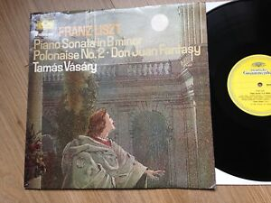 Deutsche Grammophon LP Franz Liszt Tamas Vasary Piano Sonata 2535 270 - Hull, Humberside, United Kingdom - Deutsche Grammophon LP Franz Liszt Tamas Vasary Piano Sonata 2535 270 - Hull, Humberside, United Kingdom