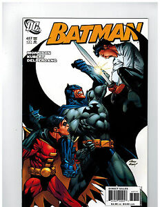BATMAN-657-1st-Printing-Batman-amp-Son-Part-3-2006-DC-Comics