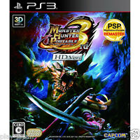 New PS3 Monster Hunter Portable 3rd HD Ver.
