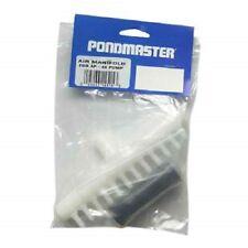 NEW PONDMASTER REPLACEMENT MANIFOLD FOR AP40 POND AERATOR AIR PUMP 14515