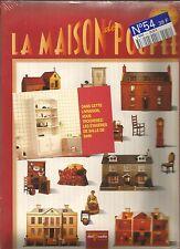 LA MAISON DE POUPEE - DELPRADO - N°54 - LES ETAGERES DE LA SALLE DE BAIN