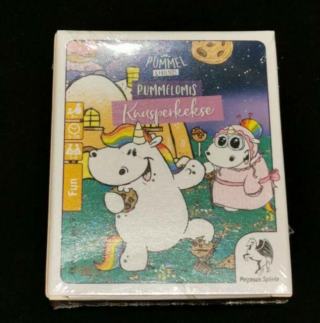 Monopoly Pummeleinhorn Brettspiel Gesellschaftsspiel Spiel Deutsch NEU
