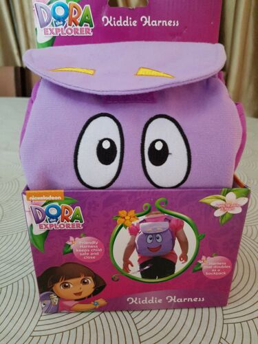 DORA Explorer 2 in 1 harness /& Backpack super cute ! New Disney Kiddie Harness