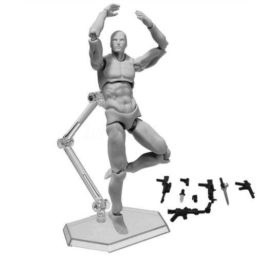 2.0 Body Kun Doll PVC Body-Chan DX Action Play Art Figure Model Drawing For SHF
