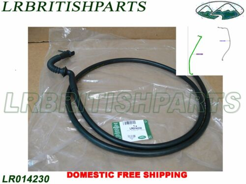 LAND ROVER SUNROOF FRONT WATER DRAIN TUBE RANGE ROVER 03-12 LH OR RH LR014230